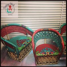 I must have these chairs!!!!