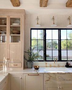 Creative Small kitchen renovation budget tips,Kitchen remodel store tricks and Kitchen layout design help. Home Decor Kitchen, New Kitchen, Home Kitchens, Kitchen Ideas, Kitchen Inspiration, Kitchen Layout, Rustic Kitchen, Kitchen Modern, Kitchen Hacks