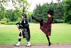 Linda Evangelista, an Arthur Elgort shoot, 1991A Shot of Scotch I US Vogue I September 1991 | Model: Linda Evangelista I Photographer: Arthur Elgort I Editor: Grace Coddington.