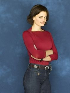 TV SHOWS: Stana Katic on Castle (Season 1)