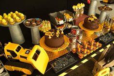 Bauarbeiter-Party!  Was für eine schöne Idee für die nächste Bauarbeiter-Party! Vielen Dank dafür!   Dein blog.balloonas.com    #kindergeburtstag #motto #mottoparty #party #kinder #geburtstag #kids #birthday #idea #bauarbeiter #construction #bob #fiesta #maquina