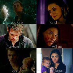 Hope & Klaus & Hailey ❤❤❤