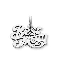 James Avery Best Mom Charm #Dillards  I'm pinning this to participate in Dillard's James Avery Jewelry Sweepstakes. I could possibly win this item valued at up to $275!