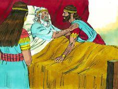 Jesus Stories, Bible Stories, Rebuilding The Temple, Rey David, Crown Art, Bible Illustrations, 1 Kings, King Solomon, King David