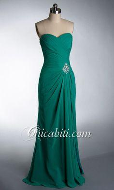 9550eb0e7e39 Senza Spalla Abito da Cerimonia Elegante Scollo Cuore ACM074  ACM074  -  €115.50