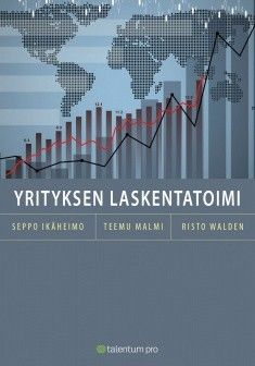 Yrityksen laskentatoimi / Ikäheimo Seppo et al., 6. uud.p., 2016