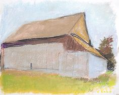 Two-Toned Barn