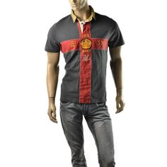 POLO Ralph Lauren Polo Shirt Mens Second Regiment Custom Fit Size S NEW $145 #RalphLauren #PoloRugby
