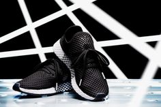 4eb63ade7c851 adidas kicks lab core black running white deerupt runner fall winter 2018  october new sneakers