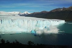 From Calafate to the Perito Moreno Glacier, a dream tour. Special Meaning, In Patagonia, Panoramic Images, New Adventures, National Parks, The Incredibles, Ice, Tours, World