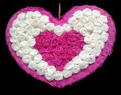 Bali Kids Party - Heart Roses Pinata