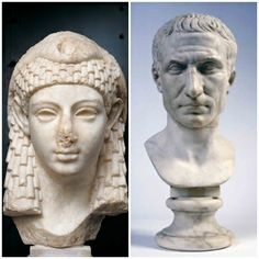 #curiosità | GIULIO CESARE E CLEOPATRA: La storia dell'incontro trai due è ormai quasi leggenda - Giulio Cesare giunge in Egitto all'inseguimento di Pompeo. Mentre questi è a palazzo gli arriva in dono un tappeto prezioso che comincia a srotolarsi e dal quale esce la splendida regina diciottenne Cleopatra, mentre lui aveva 52 anni | Infoline mostra CLEOPATRA. ROMA E L'INCANTESIMO DELL'EGITTO T [+39] 06 916 508 451