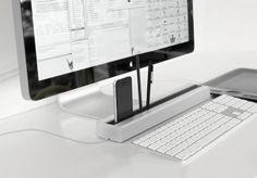 Desk Rail