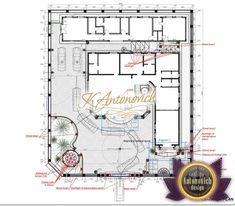 Luxury House Plan Villa 14