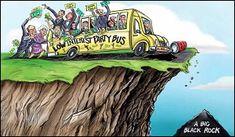 Carl Icahn Blames Janet Yellen and BlackRock for Junk Bond Problems in This Cartoon In His Video