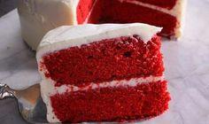 Εξαιρετική εώς και εντυπωσιακή συνταγή για αφράτο red velvet κέικ ! Το κατακόκκινο του χρώμα θα σας κάνει να βάλετε Χριστουγεννιάτικα τραγούδια να παίζουν ενώ το φτιάχνετε ! Εκτέλεση Για το κέικ: Προθερμαίνετε το φούρνο στους 170 βαθμούς. Βουτυρώνετε και αλευρώνετε ένα στρογγυλό ταψί διαμέτρου 26 εκ. Διαλύετε το χρώμα στο γάλα και προσθέτετε το …