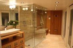 Afbeeldingsresultaat voor bathroom sauna