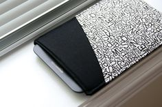 Kindle Case / Kindle Cover / Kindle Sleeve /  by chubbycloud, $19.00