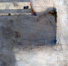 "Joyce Stratton | mixed media artwork | Cliffside1 at UGallery 10"" x 10"""