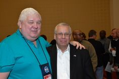 Bill Bowers and Ken Lortz