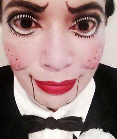 dummy makeup more makeup morgue dummies makeup ventriloquist dummies 6Ventriloquist Dummies Makeup