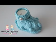 Baby Booties, Baby Shoes, Loom Knitting, Crochet Baby, Crafty, Crochet Baby Sandals, Crochet Boys, Long Scarf, Toddler Girls