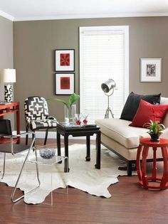 Browns Neutral Earthy Tones Give Rooms A Familiar And Comfortable Feel See How You