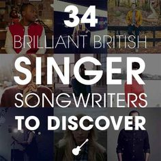 34 Brilliant British Singer-Songwriters To Discover - especially check out number 5, the beautiful and talented Beth Rowley..