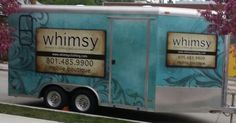 Mobile store is open!  801.485.9900. And we bring whimsy to you!