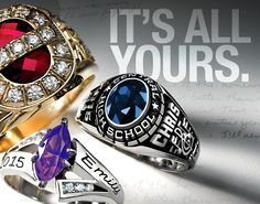 A class ring makes a great graduation gift. Order now and your ring will be home in weeks! Senior Rings, High School Memories, Great Graduation Gifts, Championship Rings, High School Classes, 3 Weeks, Senior Pictures, Class Ring, Finger