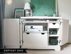 Ranch House Redo | Guest Room Update: desk/drawer combo for the main level... where would it go?