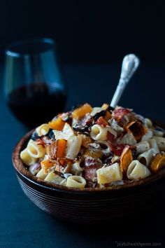 This post is sponsored by ALDI, all opinions are 100% my own. Sweet Roasted Butternut Squash, caramelized onions, mixed with salty crispy bacon, pecans, and a creamy Goat Cheese Pasta, yeah its as good as it sounds! This weekend we had my brother and his wife over for an early Thanksgiving Dinner. Cason had been looking forward to it all week because he really wanted to 'play dump trunks' with his Uncle. So much so that he decided to skip his nap that day because he was so excited. I ...