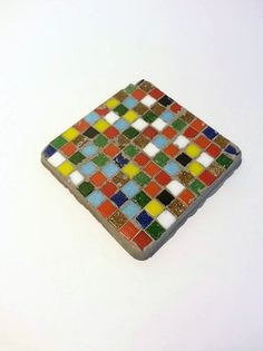 Drink Coasters Concrete Coasters Stained by DeerwoodCreekGifts, $40.00
