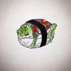 Frog Tattoos, Body Art Tattoos, Irezumi, Japanese Tattoo Art, Japan Tattoo, Oriental Tattoo, Japan Art, Animal Tattoos, Chinese Art