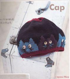 Вязание шапочек для детей.. Обсуждение на LiveInternet - Российский Сервис Онлайн-Дневников