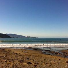 Lyall Bay, Wellington New Zealand