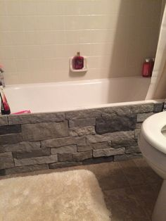Airstone Bathtub Makeover!