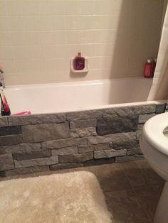Airstone bathtub makeover!