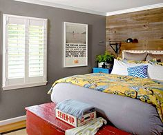 Inspiration: Wood Pallet Walls | Cape 27