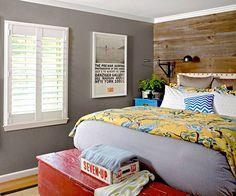 Inspiration: Wood Pallet Walls   Cape 27