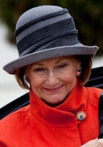 Queen Sonja, October 26, 2010 | The Royal Hats Blog