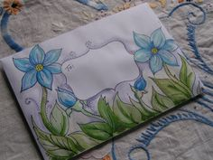 decorated envelope - Google Search