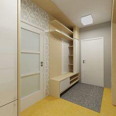 Rekonstrukce panelákového bytu Líšeň