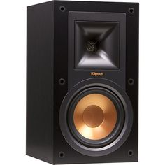 Shop Klipsch Reference Bookshelf Speakers (Pair) Black at Best Buy. Find low everyday prices and buy online for delivery or in-store pick-up. Monitor Speakers, Best Speakers, Home Speakers, Bookshelf Speakers, Stereo Speakers, Small Speakers, Passive Speaker, Cool Bookshelves, Black Bookshelf