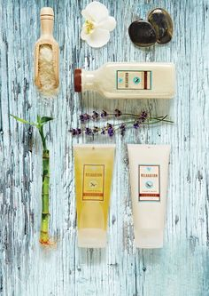 Aroma Spa Collection. Enjoy the benefits of an aromatherapy spa experience right in the comfort of your own home! Indulge your senses with this 3-piece collection of aromatherapy spa products: Relaxation Bath Salts, Relaxation Shower Gel and Relaxation Massage Lotion.