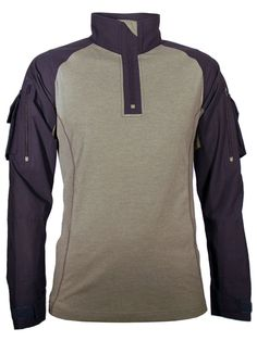astronomically expensive, but impressive, (flame resistant) tactical base layer...