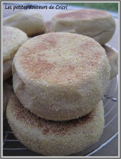 Les petites douceurs de Cricri – Recette MUFFINS ANGLAIS We believe tattooing could be a method that has been used … Beignets, Scones, Biscuits, Brunch, Healthy Recipes, Bread, Cooking, Breakfast, Food