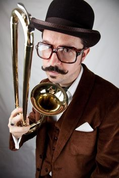 Exponent of 'chap hop,' Mr B the Gentleman Rhymer chats with AnastasiaGrabova about a more genteel sort of rapping.