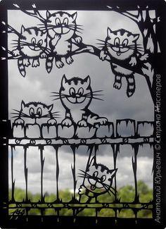 """- Всем добрый день! Вашему вниманию новая открытка которая порадует не только детей, но и взрослых. - Эскиз был выполнен, изменён и доработан под """"вырезалку"""" по работе детского художника-иллюстратора Ирины Зенюк. - Размер 12х16см. (как всегда) фото 19 Pvc Pipe Crafts, Diy And Crafts, Paper Crafts, Kirigami, Wood Carving Patterns, Paper Artwork, Leaf Art, Pyrography, Machine Quilting"""
