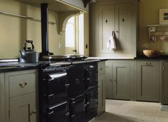 Bespoke Handmade Kitchen - Long House 4